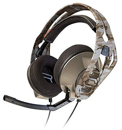 Plantronics RIG 500HX Headset with Microphone (Sand Camo) - Audio by Plantronics The Chelsea Gamer