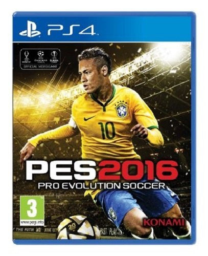 Pro Evolution Soccer 2016 Day 1 Edition (PS4) - Video Games by Konami The Chelsea Gamer