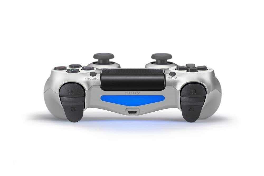 Sony PlayStation DualShock 4 - Silver (PS4) V3