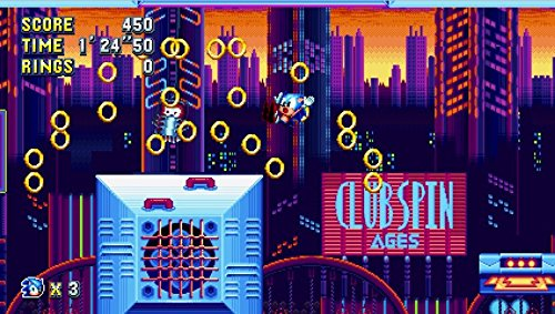 Sonic Mania Collectors Edition - XBO - ES