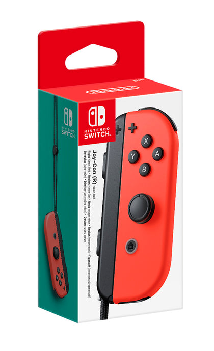 Nintendo Switch Joy-Con Right (Neon Red)