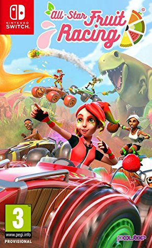 All Star Fruit Racing - Video Games by pqube The Chelsea Gamer