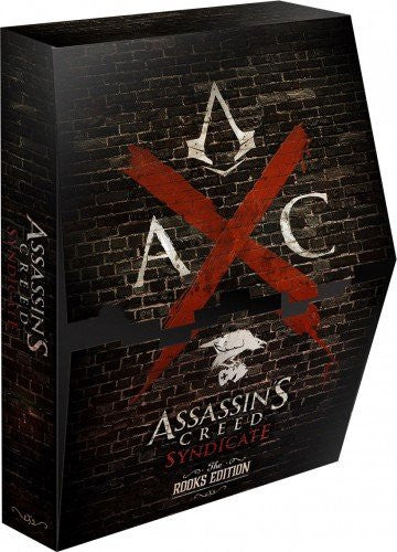 Assassins Creed Syndicate Rooks Edition - PC - Video Games by UBI Soft The Chelsea Gamer
