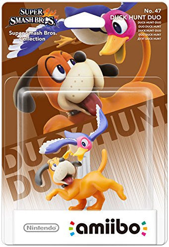 Duck Hunt No.47 Amiibo - Video Games by Nintendo The Chelsea Gamer