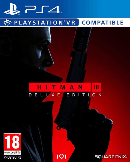 Hitman III - PlayStation 4 -  Deluxe Edition