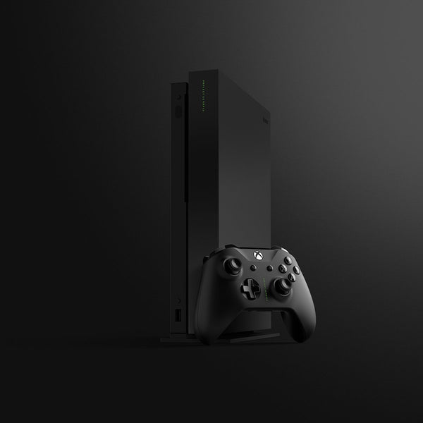 Xbox One X Project Scorpio Edition 1TB Console