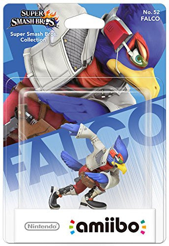 Falco No.52 Amiibo - Video Games by Nintendo The Chelsea Gamer