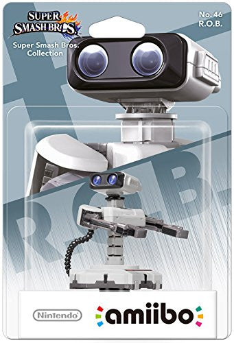 R.O.B. No.46 Amiibo - Video Games by Nintendo The Chelsea Gamer