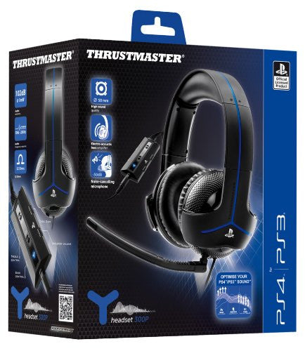 Thrustmaster Y-300P Headset (PS4/PS3) - Console Accessories by Thrustmaster The Chelsea Gamer