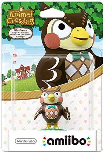Animal Crossing Blathers - Amiibo