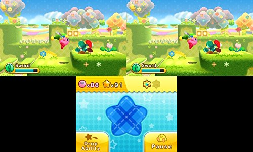 Kirby Tripple Deluxe Selects  - 3DS
