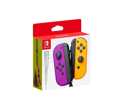 Joy-Con Pair - Neon Purple / Neon Orange