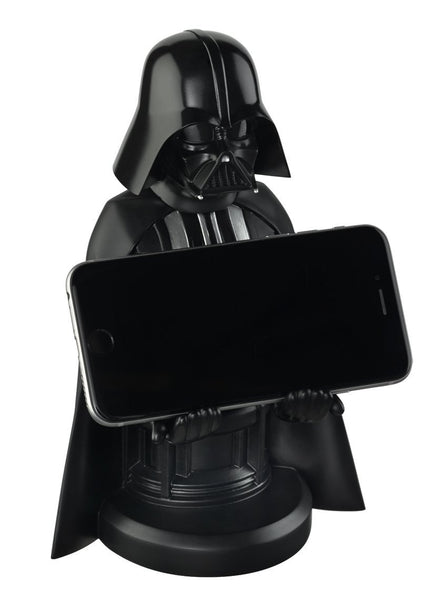 Cable Guy Collectable Device Holder - Darth Vader - Console Accessories by Exquisite Gaming The Chelsea Gamer