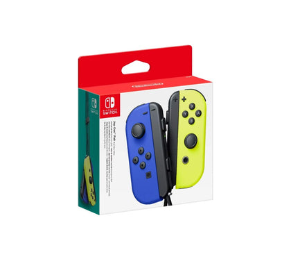 Joy-Con Pair - Blue / Neon Yellow