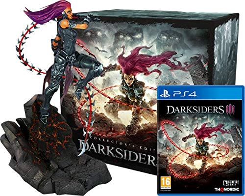 Darksiders 3 - Video Games by Nordic Games The Chelsea Gamer