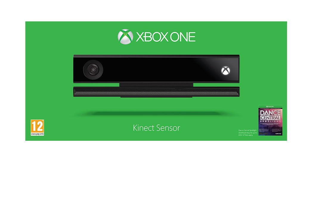 Official Xbox One Kinect Sensor