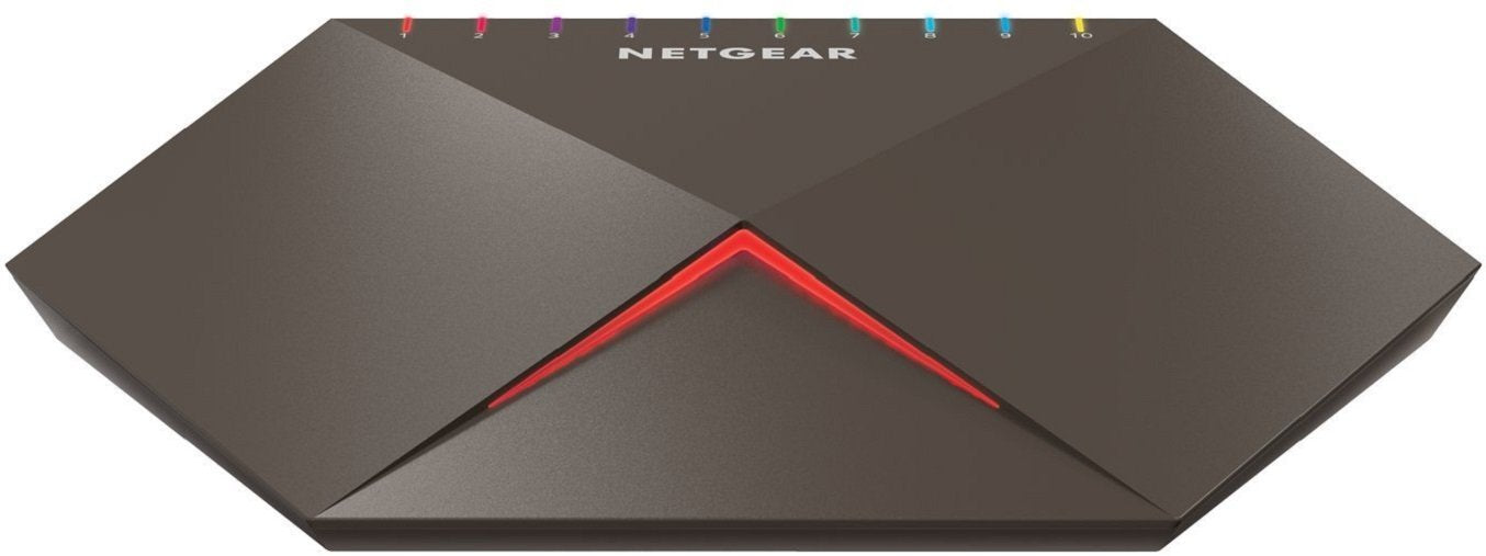 Nighthawk SX10 Gaming 10-Gigabit/Multi-Gigabit Switch