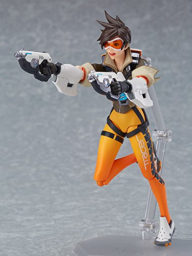 Overwatch - Figma Tracer Figure - Good Smile Company