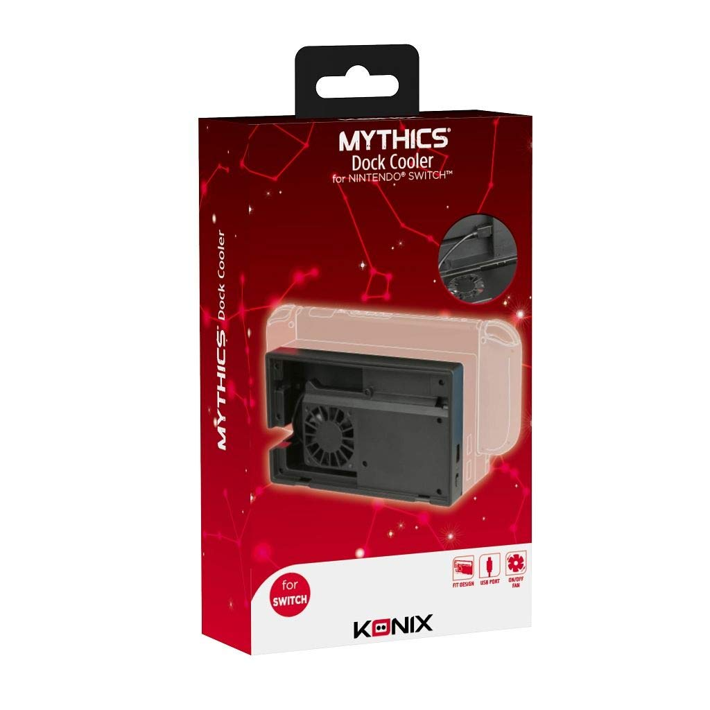 Konix Dock Cooler for Nintendo Switch