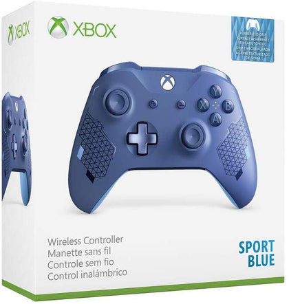 Xbox One Sport Blue Controller Special Edition