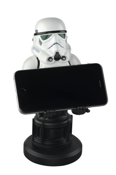 Cable Guy Collectable Device Holder - Stormtrooper - Console Accessories by Exquisite Gaming The Chelsea Gamer