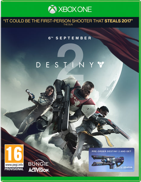 Destiny 2 - Xbox One - Video Games by ACTIVISION The Chelsea Gamer