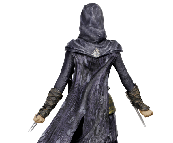 Assassin's Creed Movie Maria Figurine 23cm - merchandise by UBI Soft The Chelsea Gamer