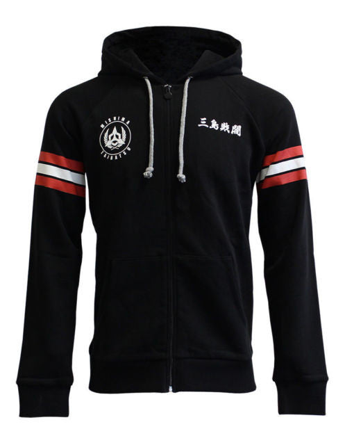 Tekken 7 - MISHIMA HOODIE - merchandise by Rubber Road The Chelsea Gamer