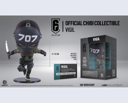 Six Collection Vigil Series 3 Chibi Figurine