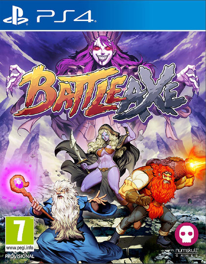 Battle Axe - PlayStation 4