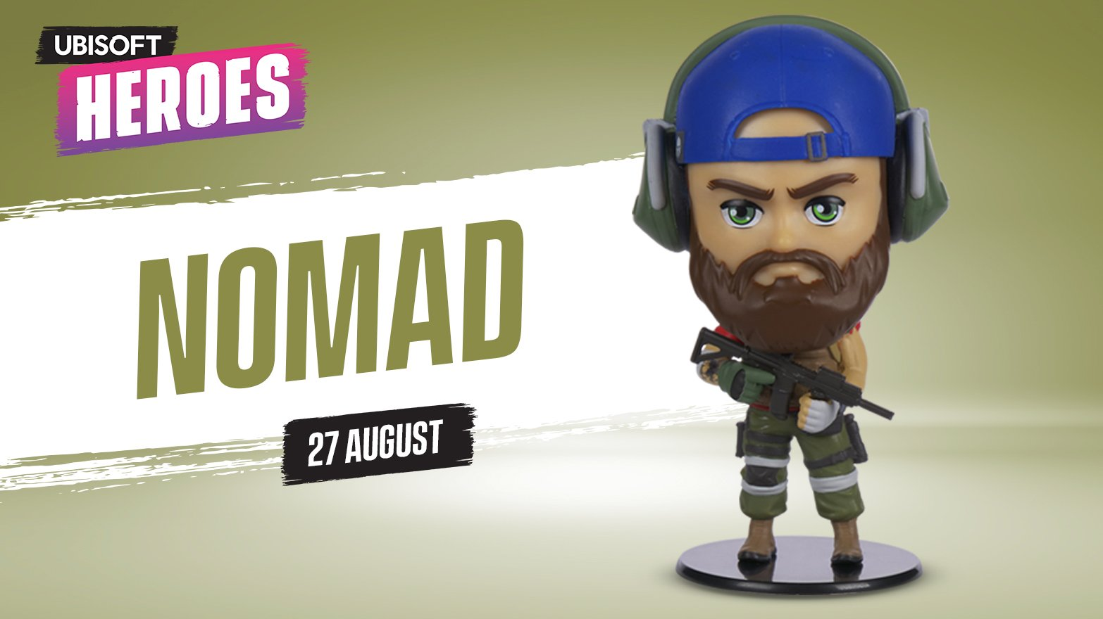 Ubisoft Heroes - Nomad - Ghost Recon