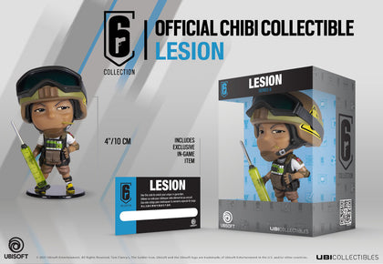 Six Collection : Series 6 : Lesion Chibi Figurine