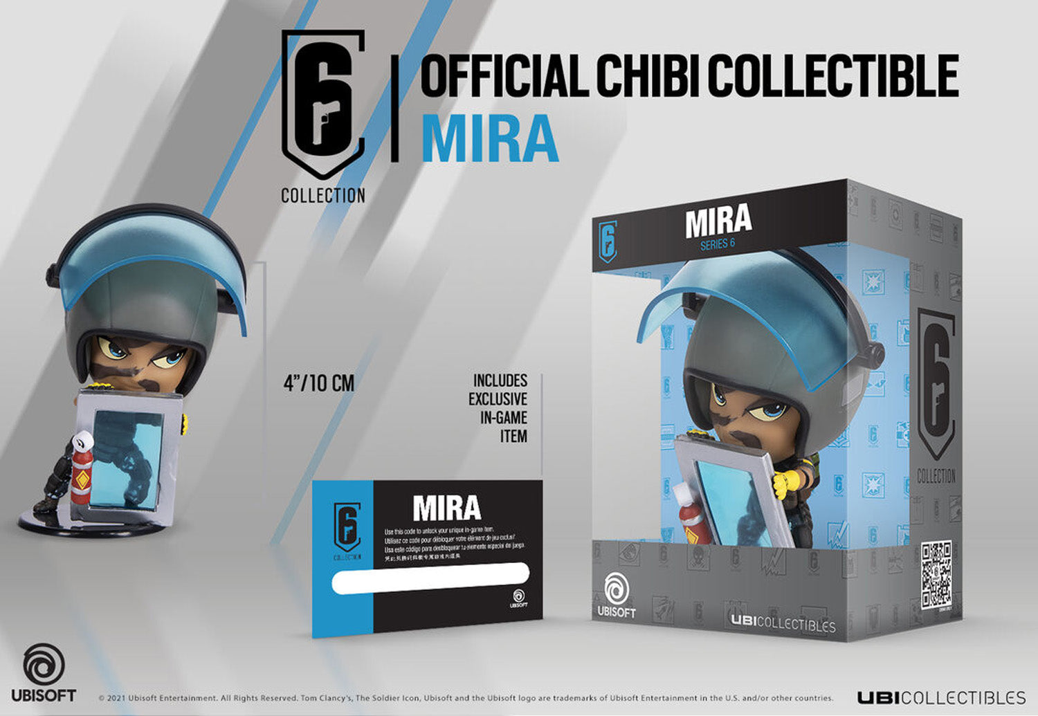 Six Collection : Series 6 : Mira Figurine