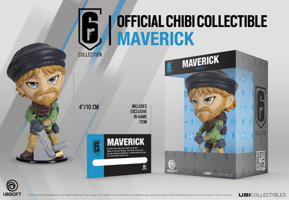 Six Collection : Series 6 : Maverick Figurine