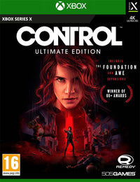 Control Ultimate Edition - Xbox Series X