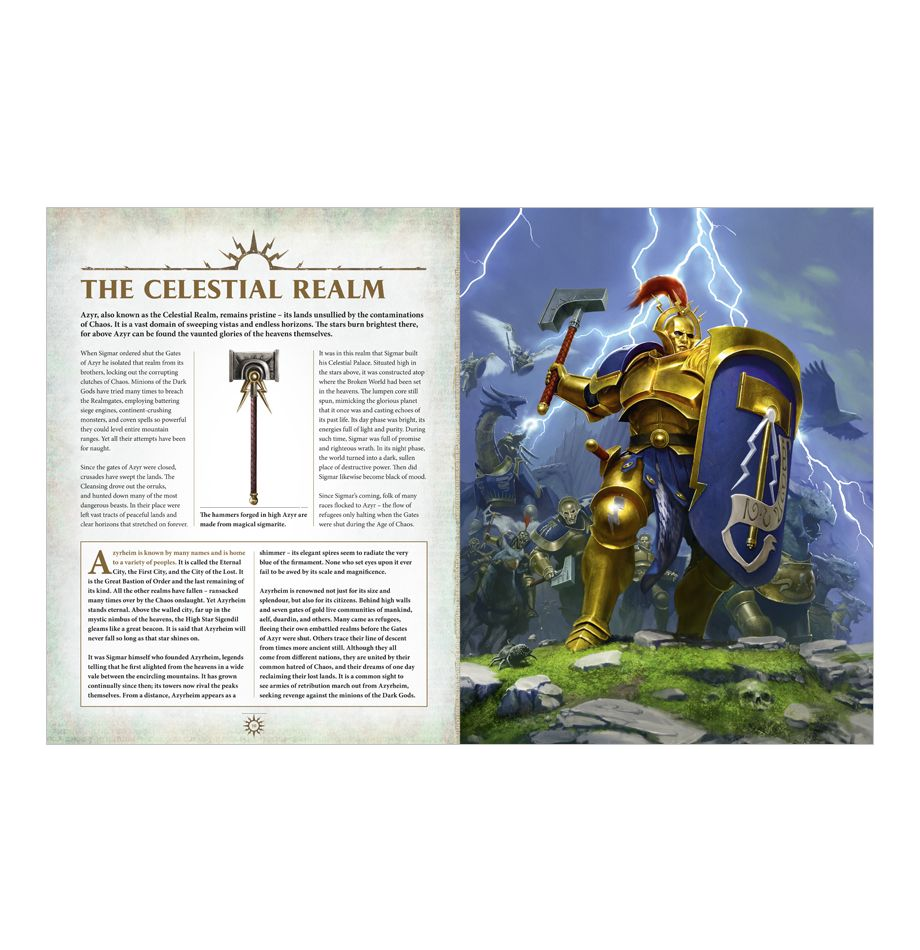 Thunder & Blood: A Warhammer Age Of Sigmar Starter Set