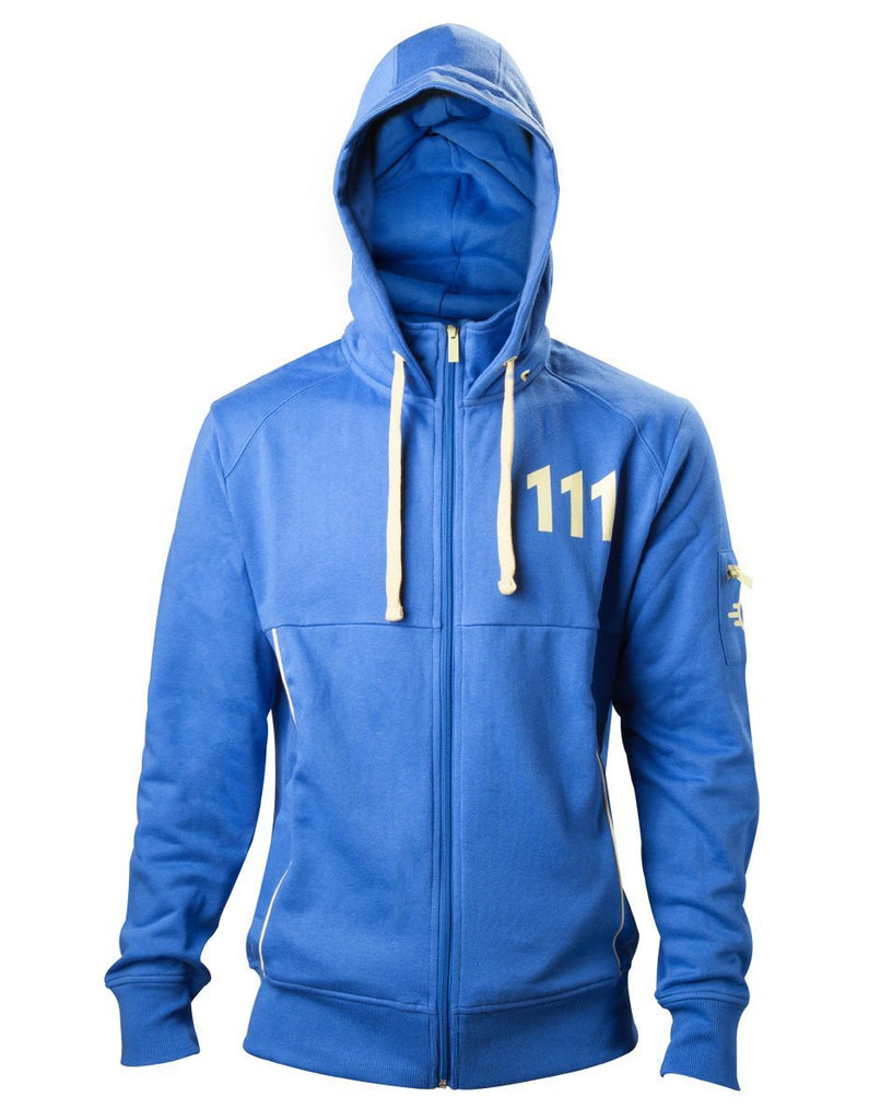 Fallout 4 Vault 111 Hoodie - merchandise by Bethesda The Chelsea Gamer