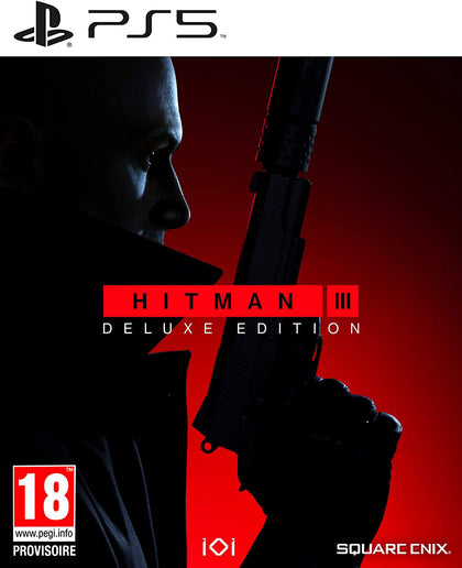 Hitman III - PlayStation 5 - Deluxe Edition