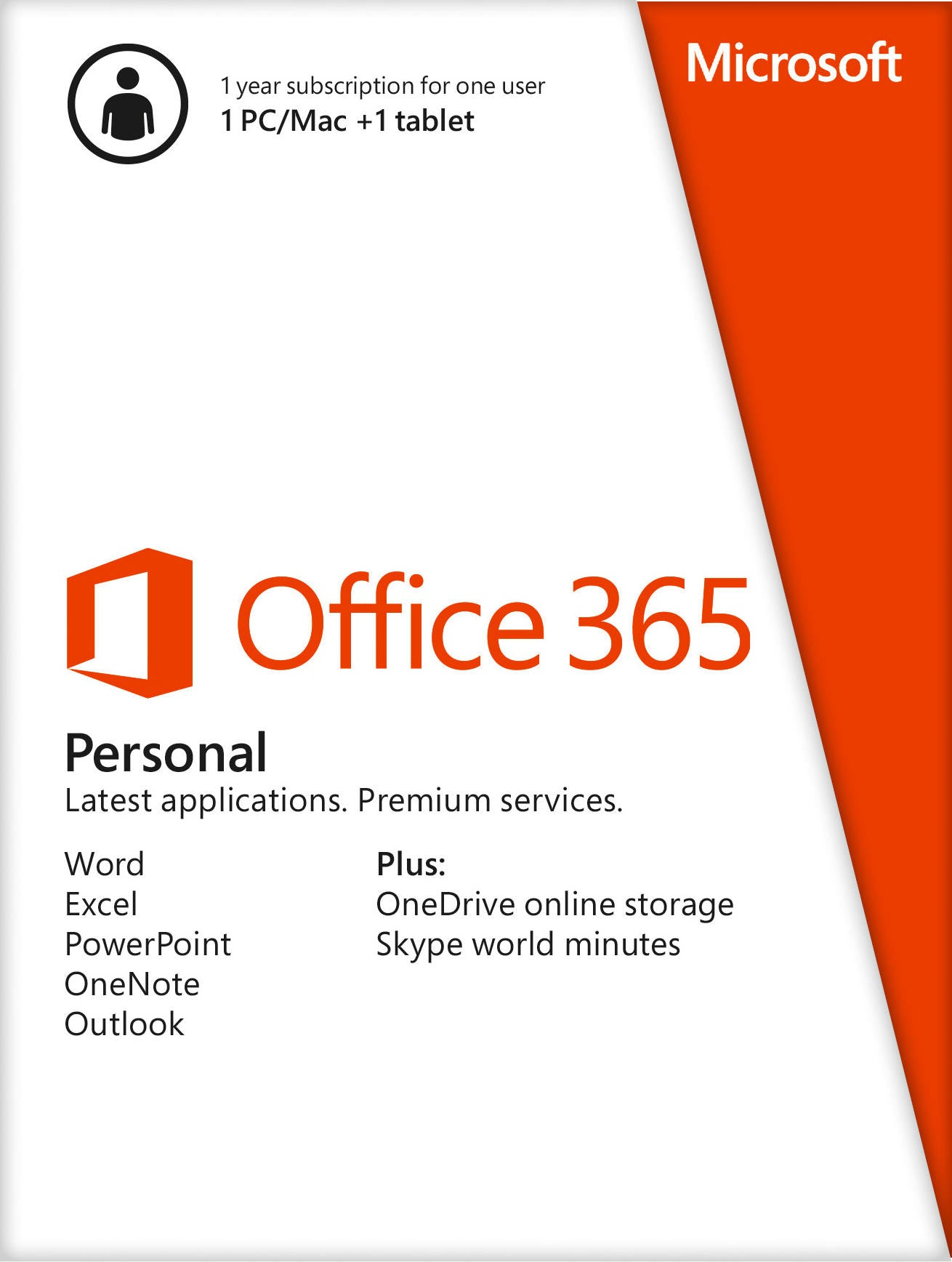 Microsoft® Office 365 Personal
