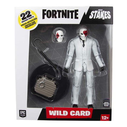 Fortnite - Wild Card Red Figure