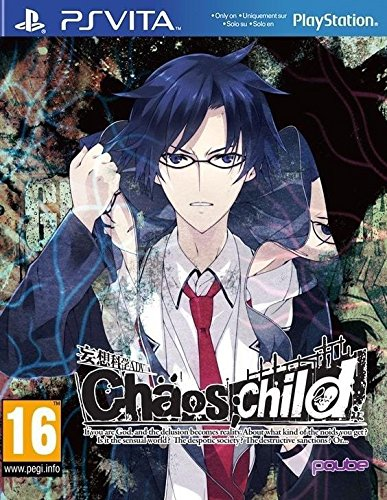 Chaos Child - PSVita - Video Games by pqube The Chelsea Gamer