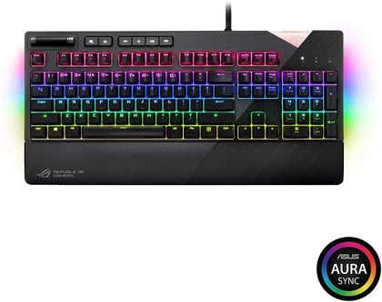 ASUS ROG Strix Flare Keyboard Grey
