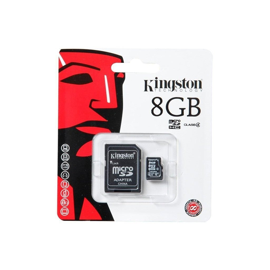 Kingston SDC4/8GB 8 GB microSDHC