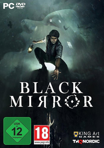 Black Mirror - Video Games by Nordic Games The Chelsea Gamer
