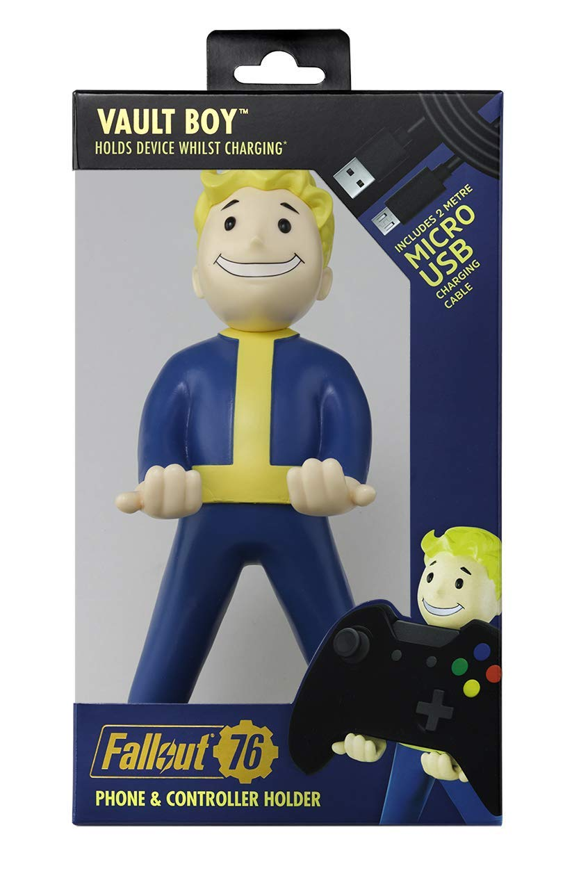 Fallout 76 Vault Boy - Cable Guy
