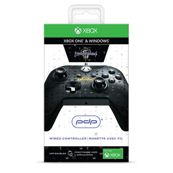 Kingdom Hearts Limited Edition Xbox One Controller - Wired