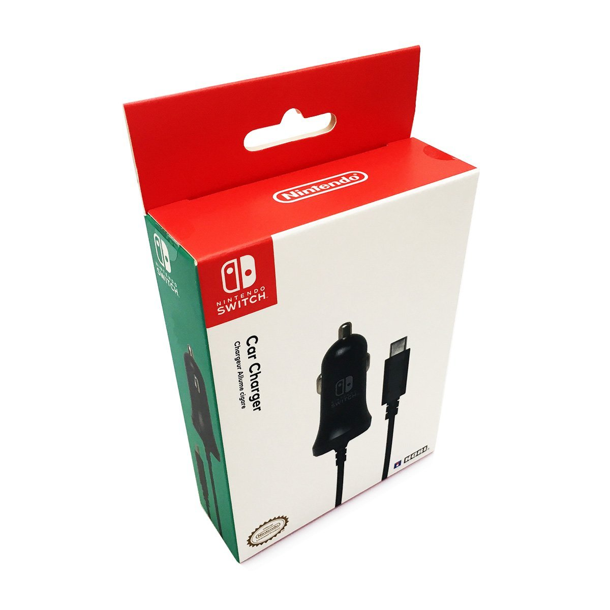 Nintendo Switch Car Charger by HORI