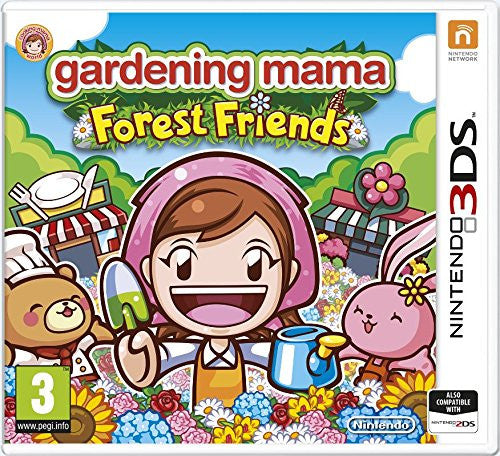 Gardening Mama: Forest Friends (Nintendo 3DS/2DS) - Video Games by Nintendo The Chelsea Gamer
