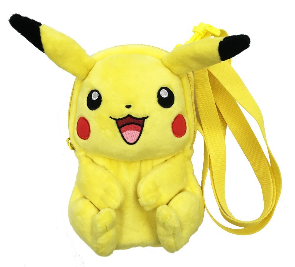 Hori Pikachu Full Body Pouch Case for Nintendo 3DS