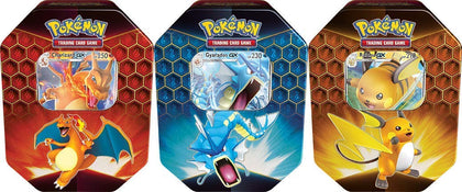 Pokémon - Hidden Fates - Trading Card Game Tins